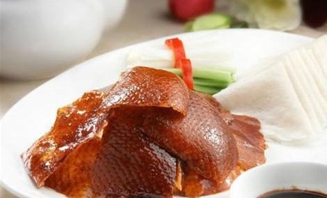 口福北京片皮烤鸭