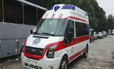 高级型救护车租赁