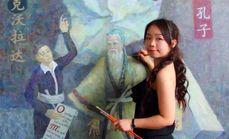 设绘主义儿童房环保涂鸦彩绘