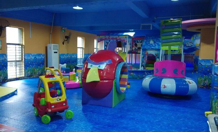 童爱岛儿童游乐园