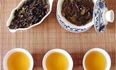 锦绣缘茶庄陈年白牡丹
