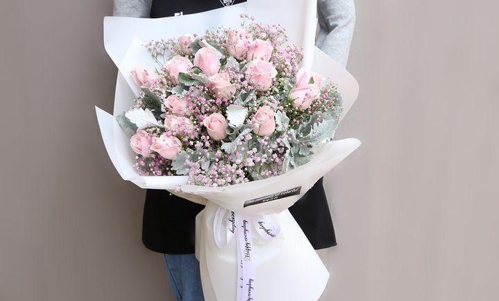 都市芬芳鲜花总汇得水鲜花