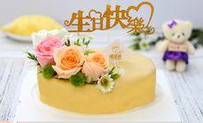 榴莲千层蛋糕8英寸