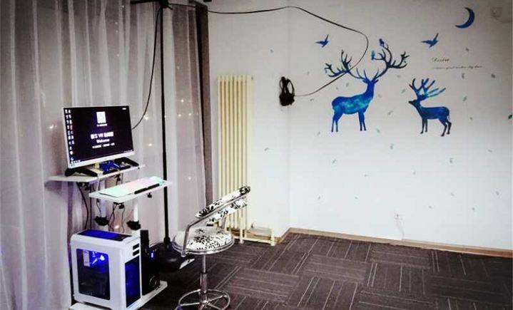 蜗牛VR桌游休闲室