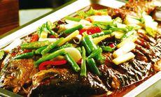 小山峡烤鱼双人餐