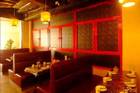 舌尖上中国式主题餐厅图片