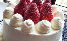 欧美水果裸蛋糕8寸