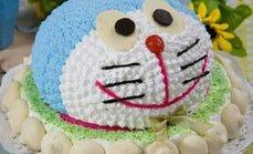 皖金牛创意蛋糕