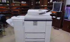 中普科技复印机租赁