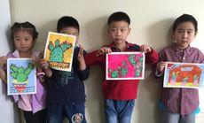 东方智拓教育美术体验课
