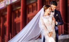 维纳斯婚纱3699元套系