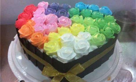 丰利来蛋糕