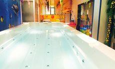 星期六儿童游泳体验套餐