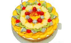 美心14寸水果蛋糕