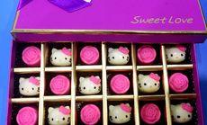 唯美刻DIY心意巧克力礼盒