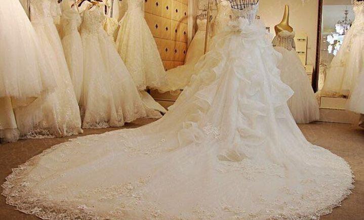 尚莎新娘形象设计馆