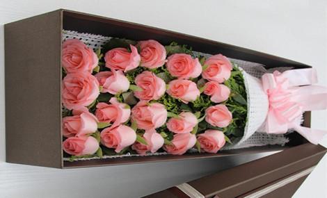 鲜花花语传情
