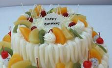 生日蛋糕14英寸双层