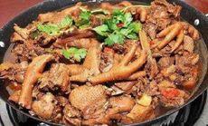 老渔翁灶台柴鸡排骨锅3人餐