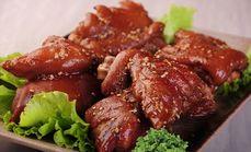 江同学烤猪蹄双人餐