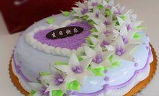 蛋糕坊10英寸鲜奶蛋糕