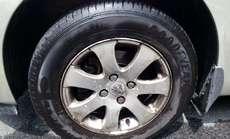 8586汽车轮毂除锈护理