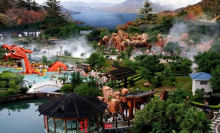 天马惠州龙门铁泉温泉