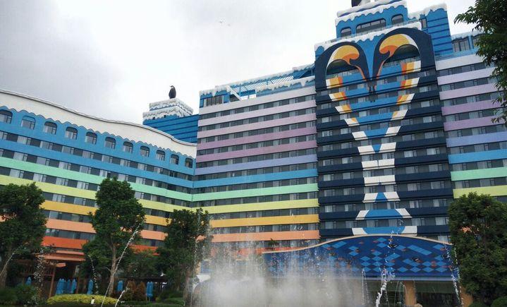 天马珠海长隆企鹅酒店