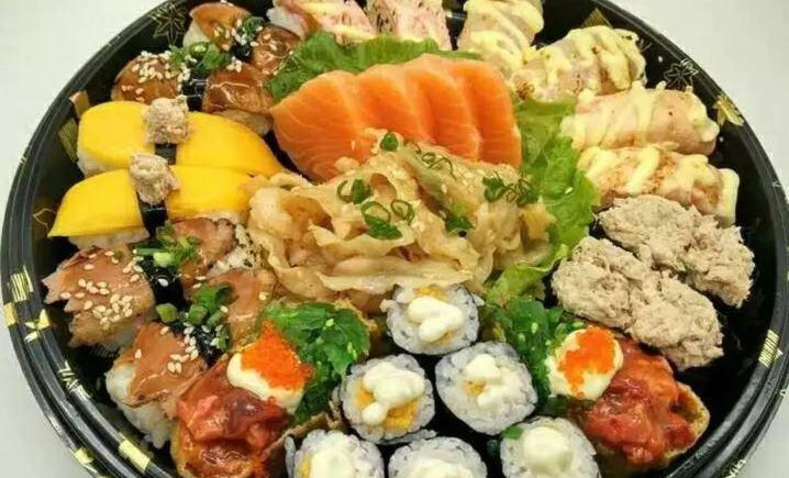 有料寿司 - 大图