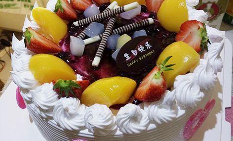 迪利斯蛋糕(长青北路店)