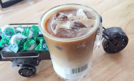 老单车咖啡馆(回龙观店) - 大图
