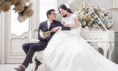 天空年度高选拍率婚纱系列