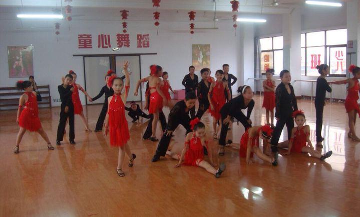 童心舞蹈培训学校