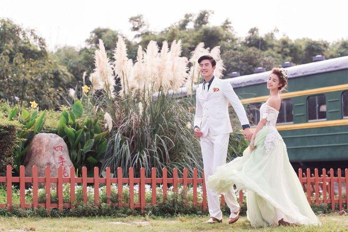非常台北时尚婚纱摄影(汉口总店)