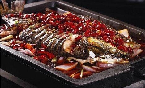 碉堡烤鱼(新街口店)