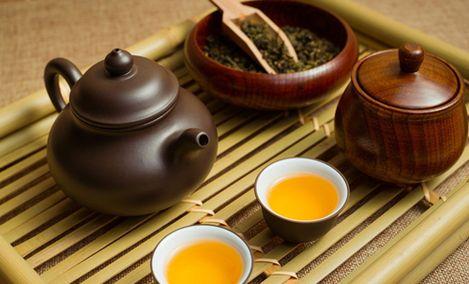 休闲方式茶馆