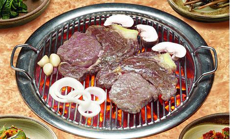 韩福台自助烤肉(海鲜街店)
