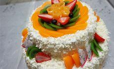 爱可可14加8英寸蛋糕
