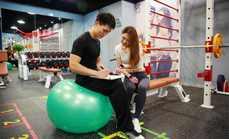 减脂塑型健身课程2节