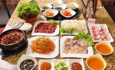 孟记韩式烤肉双人餐