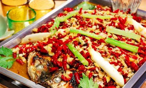 老重庆巫山烤全鱼