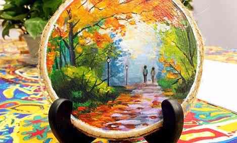 逸绘艺术.自助创意油画