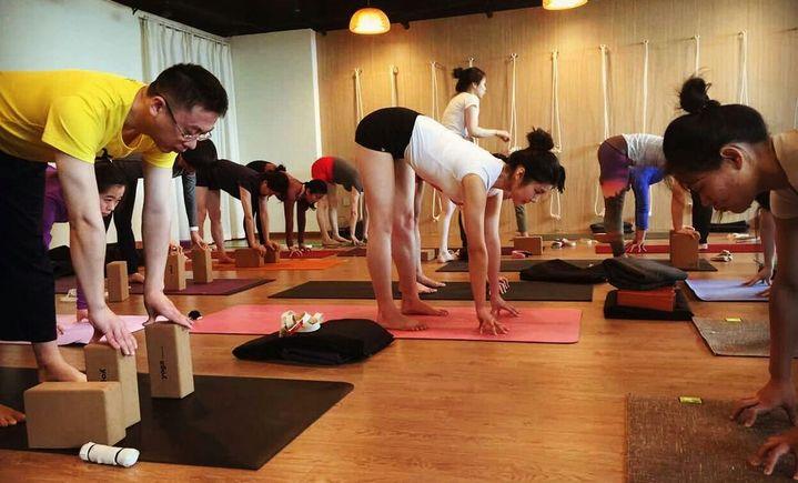 雏菊瑜伽生活馆