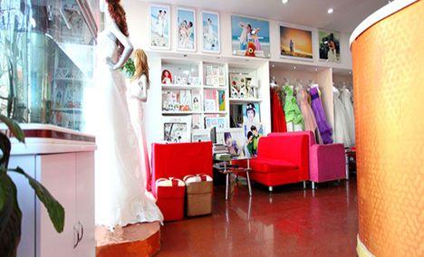 东方新娘婚纱摄影