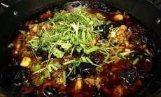 谷雨馋嘴蛙锅双人餐