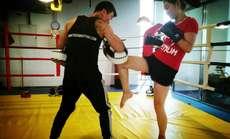 福润斯一对一单次拳击体验课