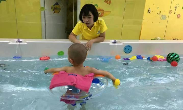 鱼乐贝贝婴幼儿水育馆(房山绿地店)