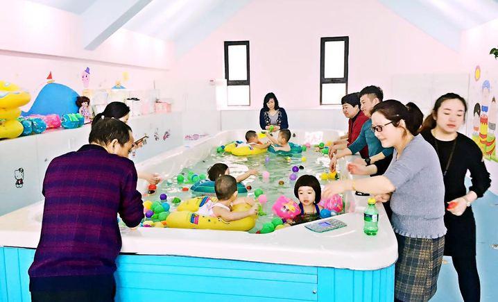 美加乐婴童水育乐园