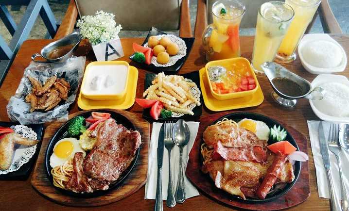 微时光餐厅(沙井店)