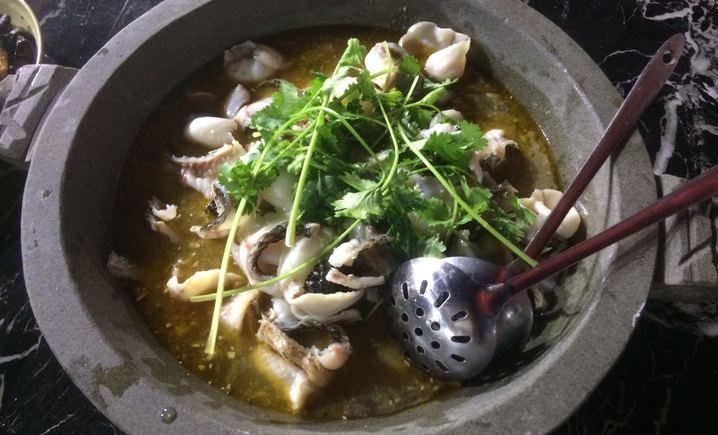 绝味宫廷石锅鱼